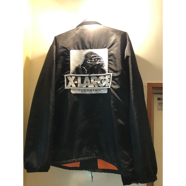 XLARGE(エクストララージ)のX-LARGE Lサイズナイロンジャケット メンズのジャケット/アウター(ナイロンジャケット)の商品写真
