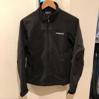 patagonia - レア!パタゴニア  アズジャケット レディース Sサイズ ブラック ロゴ刺繍