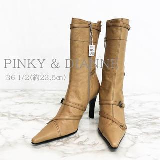 Pinky&Dianne - 未使用 タグ付き ピンキー&ダイアン レザー 36 1/2(約23.5㎝)