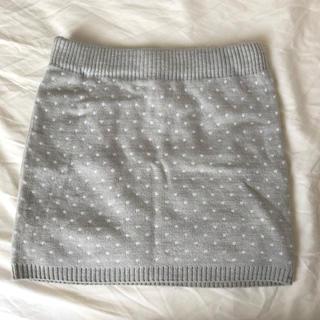 エイチアンドエム(H&M)のH&M ニットスカート  98(スカート)