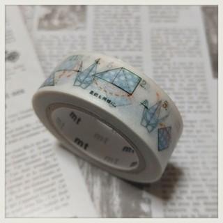 エムティー(mt)の★ 中古 mt ガチャあたり 折り鶴 マスキングテープ(テープ/マスキングテープ)