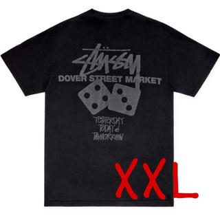 STUSSY - STUSSY/Dover Street Market 15th Dice Tee