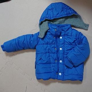 プティマイン(petit main)のpetit main ジャケット ブルー 90(ジャケット/上着)
