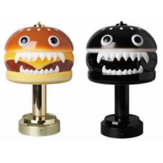 アンダーカバー(UNDERCOVER)の2色セット UNDERCOVER HAMBURGER LAMP(テーブルスタンド)