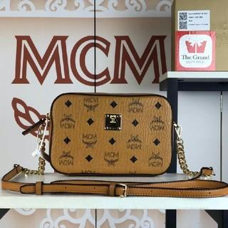 MCM - MCM  エムシーエム   ショルダーバッグ