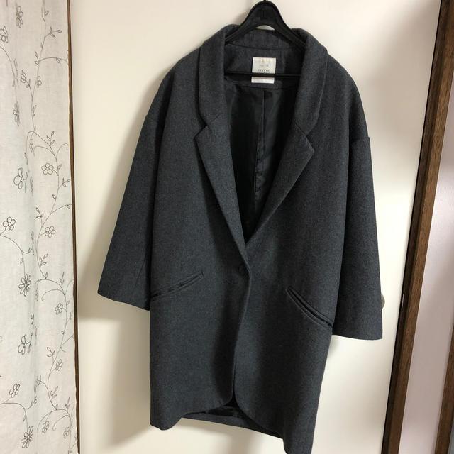 LOWRYS FARM(ローリーズファーム)のチェスターコート レディースのジャケット/アウター(ロングコート)の商品写真