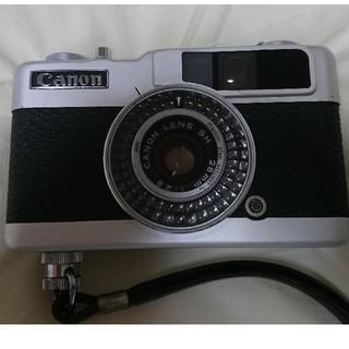 Canon - とてもコンパクト  キャノン デミ   完動品