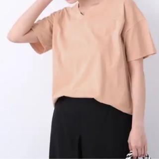レプシィム(LEPSIM)の『未使用品』 LEPSIM  ピグメント 半袖 Tシャツ(Tシャツ(半袖/袖なし))