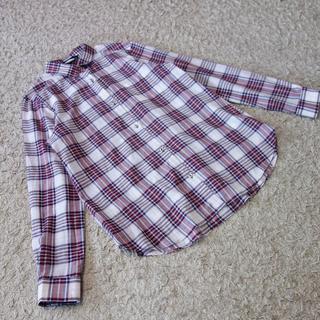 アンタイトル(UNTITLED)のUNTITLED/チェック柄デザインシャツ(シャツ/ブラウス(長袖/七分))