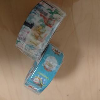 エムティー(mt)のmt2019ウィンターアニマル&砂糖がしサンタクロースマスキングテープ!(テープ/マスキングテープ)