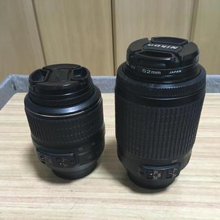 Nikon - ジャンクレンズ 2本 ニコン 標準&望遠ズーム