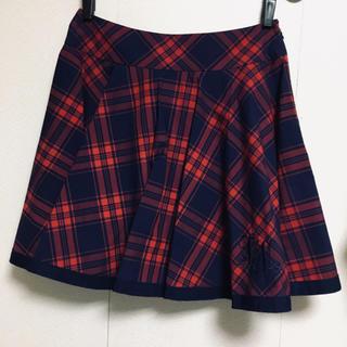 JaneMarple - Jane Marple チェック柄スカート