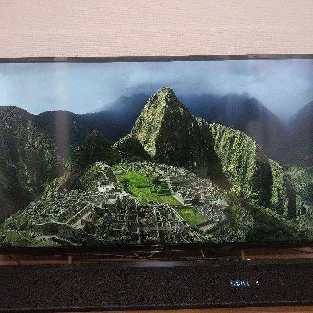 SONY(ソニー)の送料無料 2015年製 SONY 40型フルHDテレビ KJ-40W700C スマホ/家電/カメラのテレビ/映像機器(テレビ)の商品写真