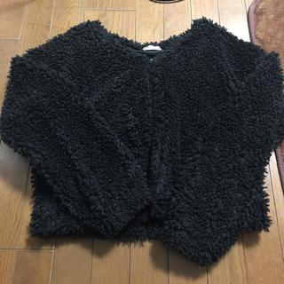 シマムラ(しまむら)のプードルジャケット(毛皮/ファーコート)