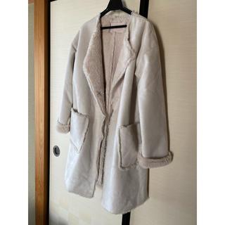 ナイスクラップ(NICE CLAUP)のNICE CLAUPのコート(毛皮/ファーコート)