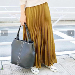 IENA - IENA プリーツスカート