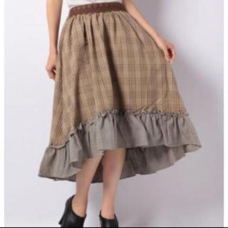 axes femme - アクシーズファム フィッシュテールスカート
