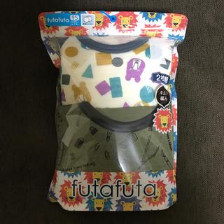 フタフタ(futafuta)の(新品) 長袖ロンパース 肌着 95センチ(下着)