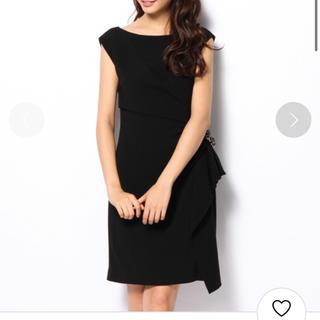 グレースコンチネンタル(GRACE CONTINENTAL)のグレースコンチネンタル ワンピース  ドレス(ミディアムドレス)