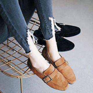 レディース ベルトローファー(ローファー/革靴)