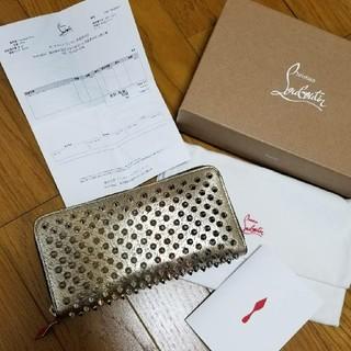 Christian Louboutin - 国内正規Christian Louboutin クリスチャンルブタンの長財布