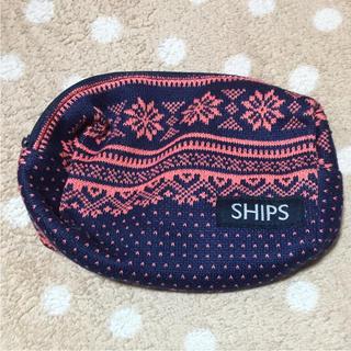 SHIPS - シップス  ポーチ