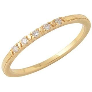アガット(agete)のダイヤリング(リング(指輪))