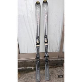 アトミック(ATOMIC)のATOMIC ARC AMBITION 157cm XENTRIX310 スキー(板)