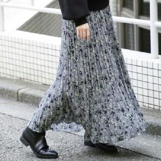 LOWRYS FARM - 【新品・未使用】LOWRYS FARM ☆ ハナプリーツスカート