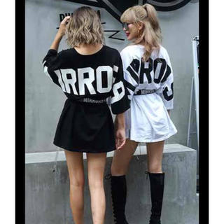 mirror9  icon Tシャツ