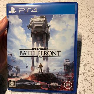 プレイステーション4(PlayStation4)のスター・ウォーズ バトルフロント スタンダードエディション PS4(家庭用ゲームソフト)