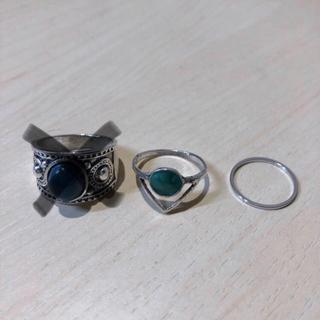 シルバー リング 指輪 セット(リング(指輪))