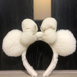 Disney - ディズニー カチューシャ コーデュロイ 公式