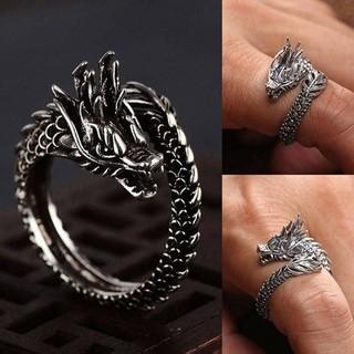 リング 指輪 フリーサイズ ドラゴン(リング(指輪))