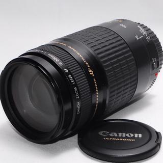 Canon - ☆大迫力☆Canon 75-300mm 大迫力の超望遠レンズ