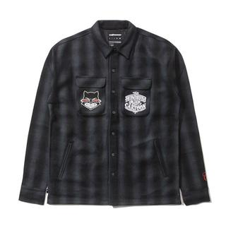 Mr Cartoon The Hundreds Bronso Black シャツ(その他)