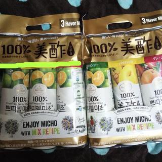 コストコ(コストコ)の美酢6本セット(ソフトドリンク)