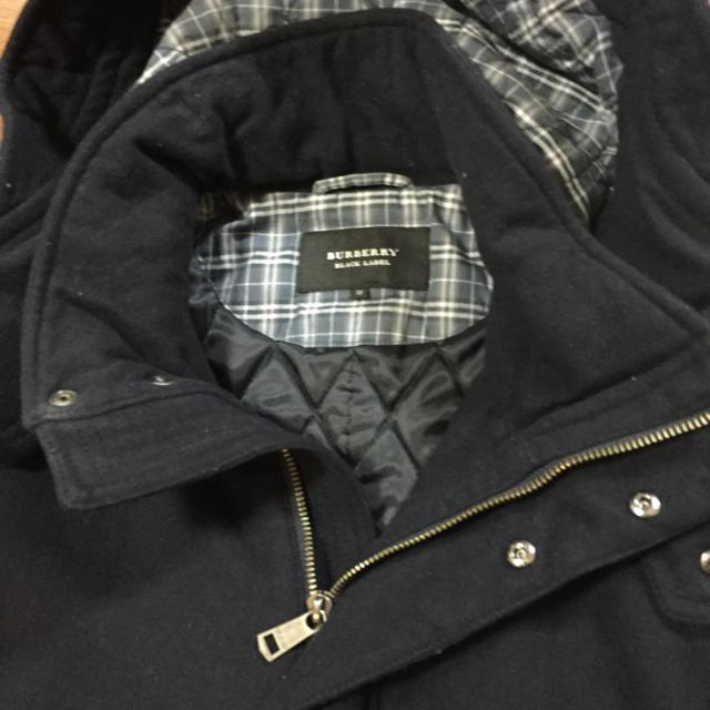BURBERRY BLACK LABEL(バーバリーブラックレーベル)のバーバリーブラックレーベル☆パーカーコート メンズのジャケット/アウター(トレンチコート)の商品写真