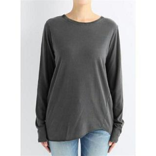 DEUXIEME CLASSE - Layering Tシャツ★Deuxieme Classe グレー