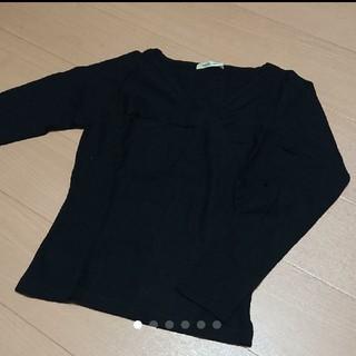 armoire caprice - 絞りニットアーモワールカプリス(黒)