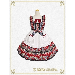BABY,THE STARS SHINE BRIGHT - ベイビーザスターズシャインブライト Strawberry's Heart Dro