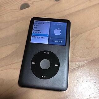 Apple - 送料無料! iPod classic 120GB MB565J