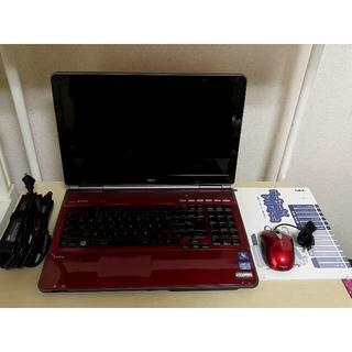 NEC  LL750/F  Core i7 2670QM  4GB  ジャンク
