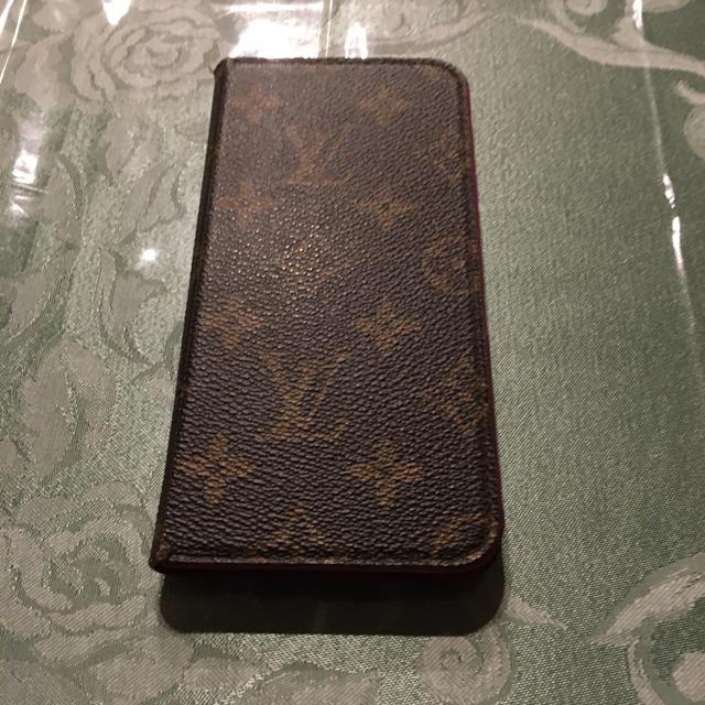 LOUIS VUITTON - ルィヴィトン モノグラム iPhone 6Plus フォリオの通販