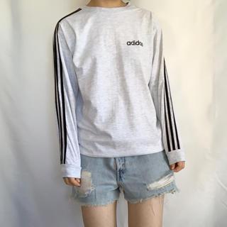 adidas - adidas 90s 長袖TEE