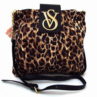 Victoria's Secret - 新品 ビクトリアシークレット ショルダーバッグ レディース 豹柄  レオパード