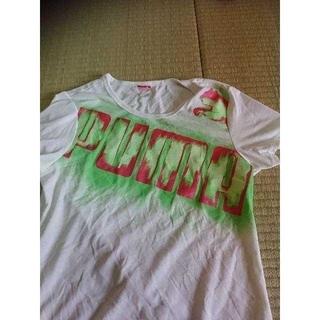 プーマ(PUMA)のレディース  プーマ  Lサイズ  Tシャツ(Tシャツ(半袖/袖なし))