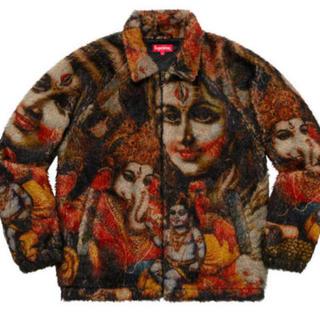 Supreme - Supreme Ganesh Faux Fur Jacket