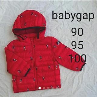 babyGAP - babygap/ミッキーアウター