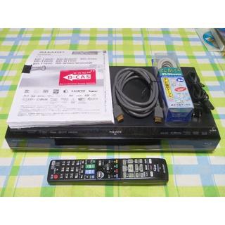 SHARP - 動作保証 2014年製 AQUOS ブルーレイレコーダー BD-S560
